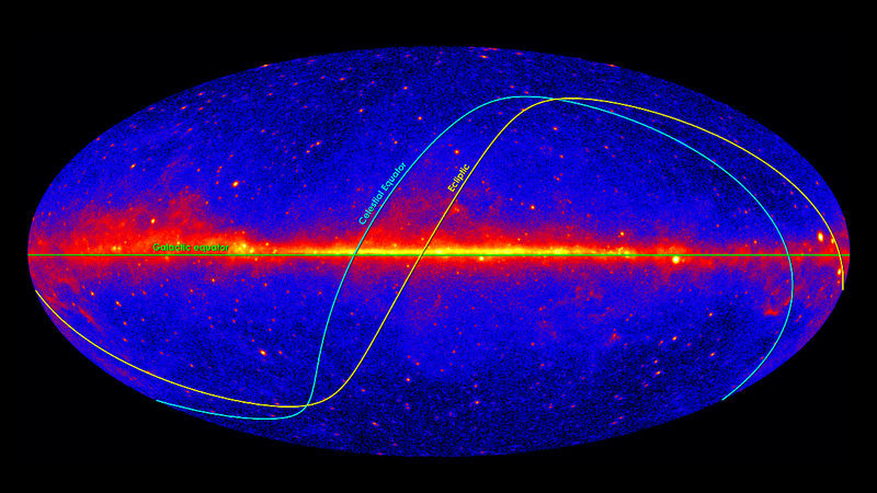 The Sun's Galactic orbit, and charge field implications. 5yrfer10