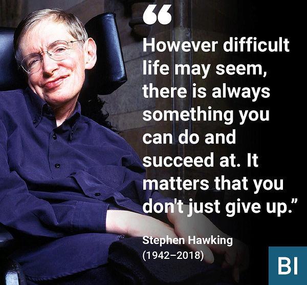 Visionary Physicist Stephen Hawking dies Shinsp10