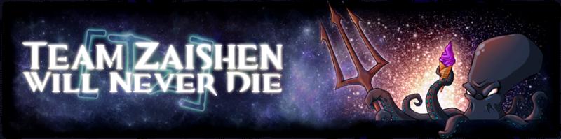 Team Zaishen will never die