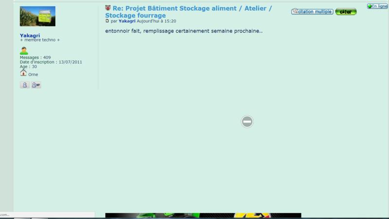 Projet Bâtiment Stockage aliment / Atelier / Stockage fourrage  Z_yaka10