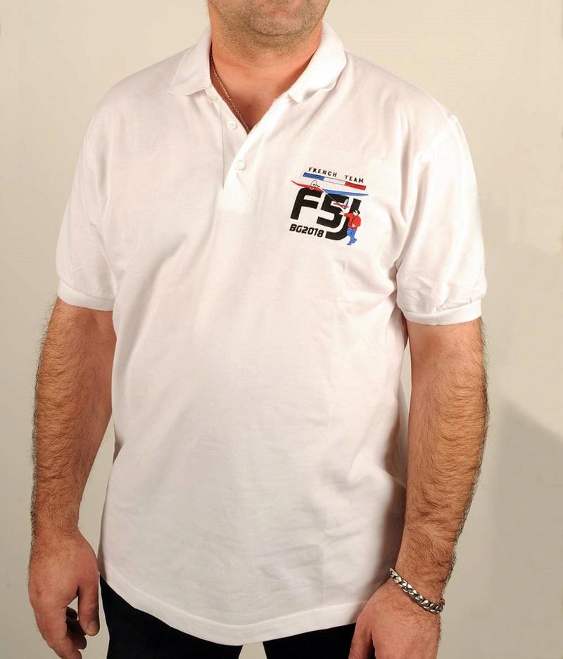 Ouverture de la Boutique French Team F5J Polo10