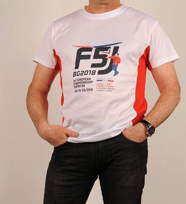 Ouverture de la Boutique French Team F5J Teeshi10