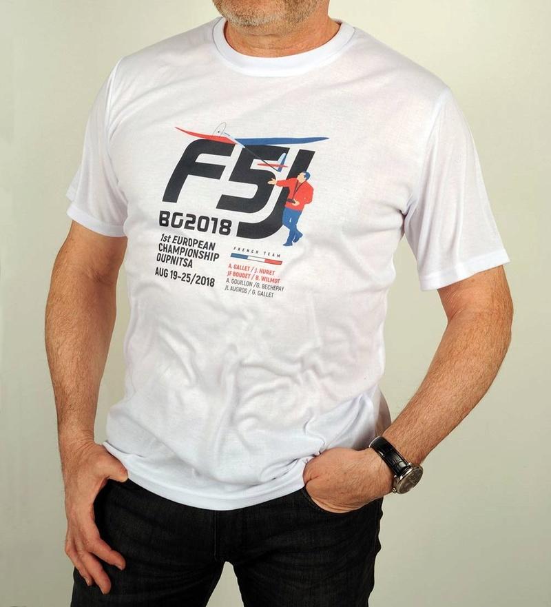 Ouverture de la Boutique French Team F5J Teeshi11