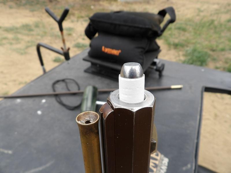 Paper Patched Bullets - 395 & 450 grain 100_1511