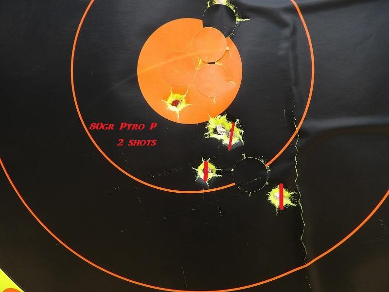Paper Patched Bullets - 395 & 450 grain 100_1513