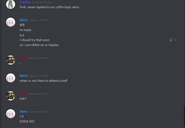 Rin's Discord Screenshot Share thread Screen22