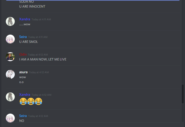 Rin's Discord Screenshot Share thread Screen23