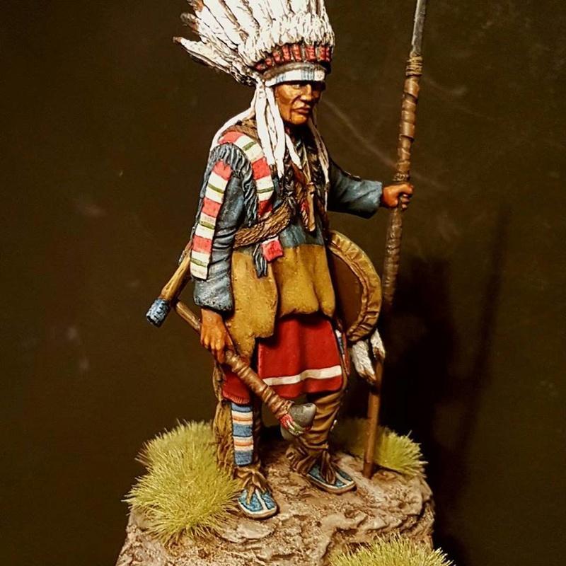 Indien des plaines Tatar miniatures  25507610