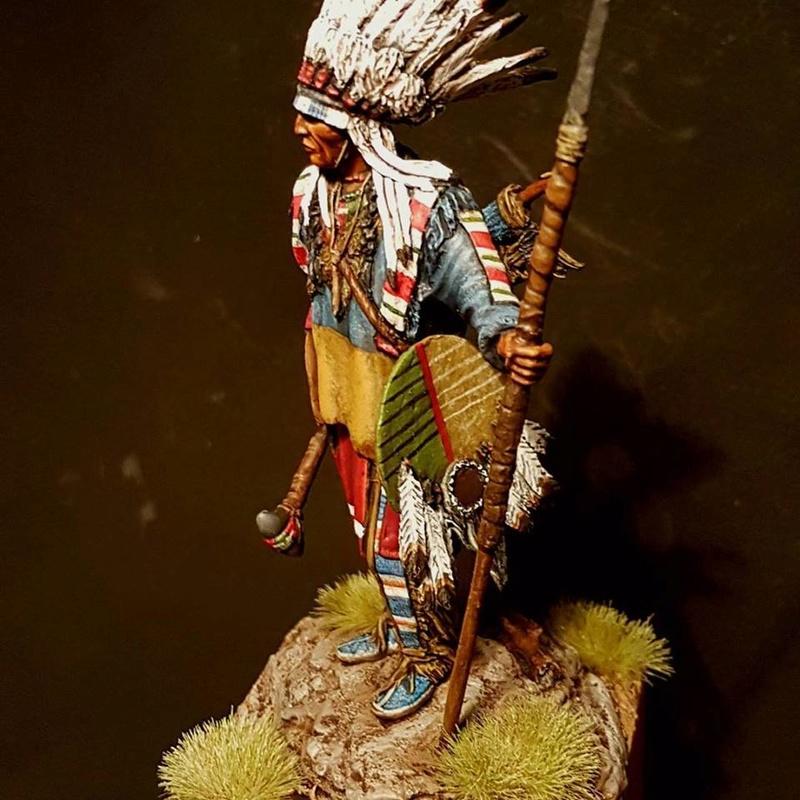 Indien des plaines Tatar miniatures  25550110