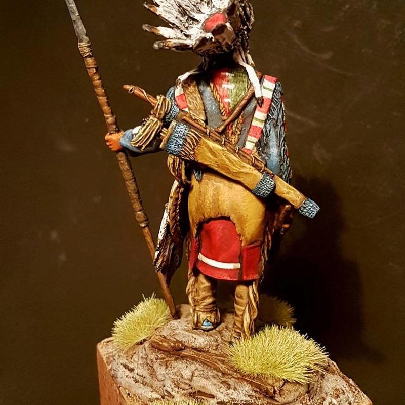 Indien des plaines Tatar miniatures  25659810