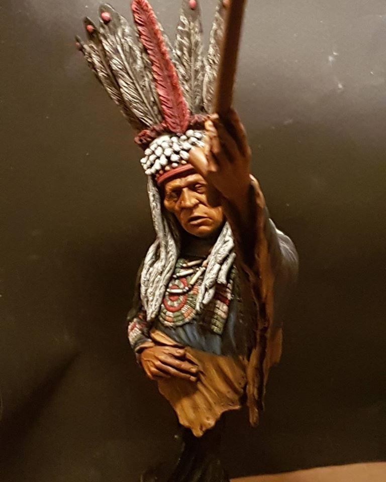 Guerrier Blackfoot SK miniatures 26994210