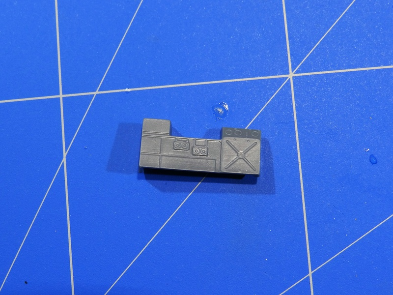 Bell X1 eduard 1/48  Dsc07327