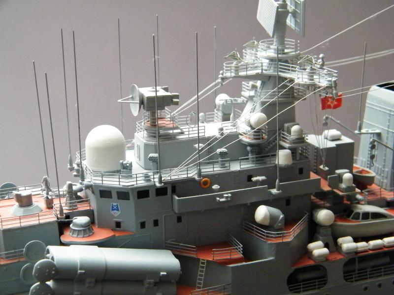 Destroyer SOVREMENNY Type 956E au 1/200 2017_025