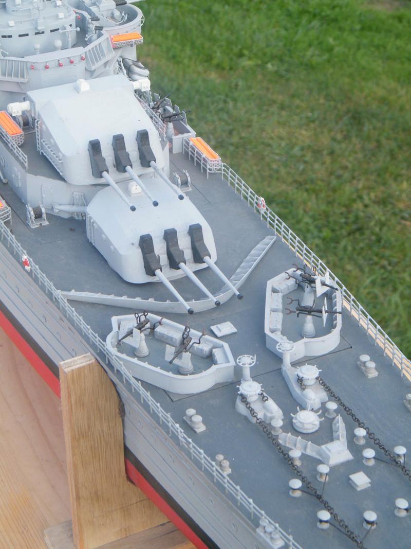 Croiseur Georges LEYGUES au 1/100 sur plan Dscf0510