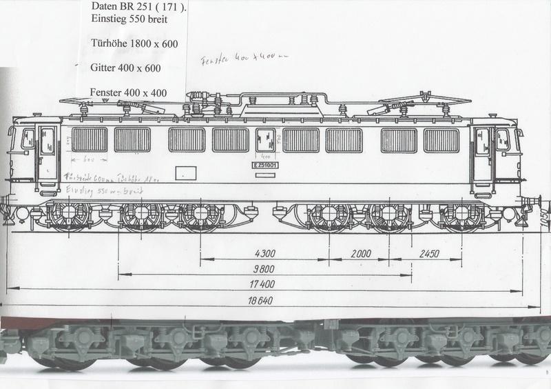 E-Lok  Baureihe 251 Maßstab 1:25 Eigenbau gebaut von klebegold - Seite 3 Img_2066