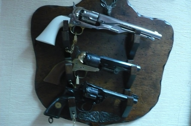 Colt 1860 Army Old Silver P1021113