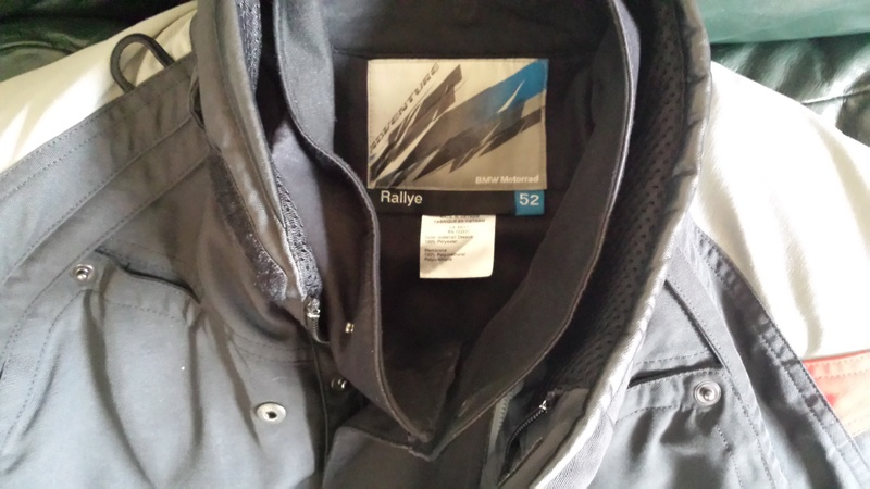 BMW Rallye Jacket for sale  20171019