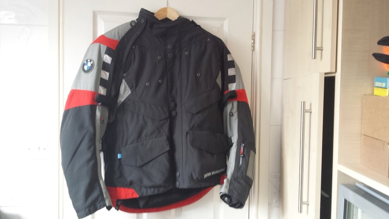 BMW Rallye Jacket for sale  20171021