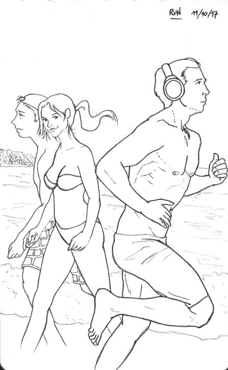 [nudité] croquis/études/sketchbook lolochewie - Page 2 Inktob10