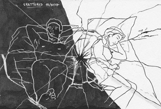[nudité] croquis/études/sketchbook lolochewie - Page 2 Inktob14