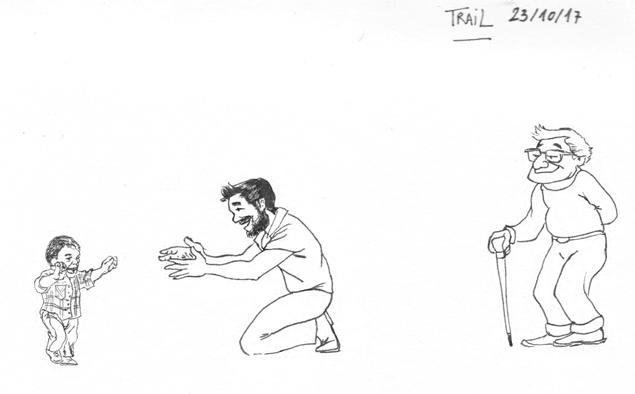 [nudité] croquis/études/sketchbook lolochewie - Page 2 Inktob16