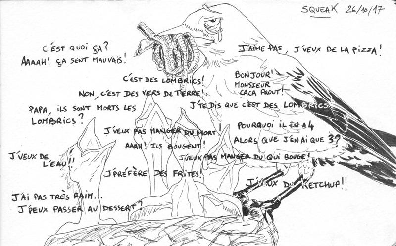 [nudité] croquis/études/sketchbook lolochewie - Page 2 Inktob17