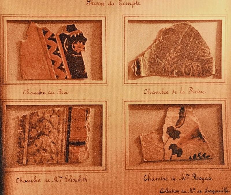 Les papiers peints de la prison du Temple - Page 2 0cb3f510