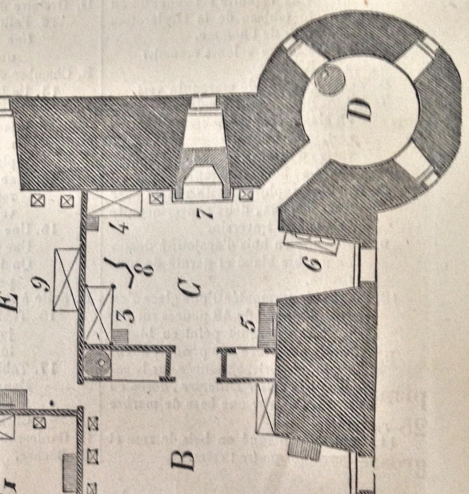 La famille royale à la prison du Temple : plans et aménagements - Page 5 16578410