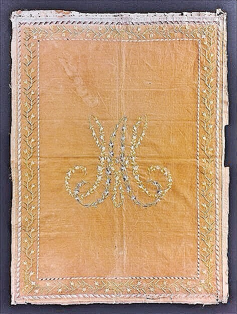 Le monogramme ou chiffre de Marie-Antoinette - Page 4 78948e10