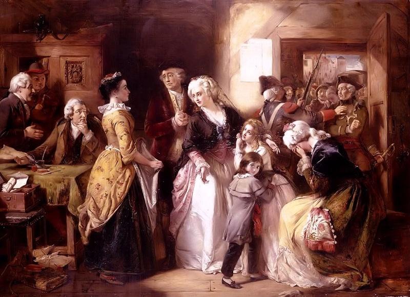 La fuite vers Montmédy et l'arrestation à Varennes, les 20 et 21 juin 1791 - Page 10 V12f11