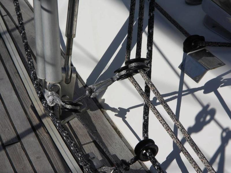 trinquette - Trinquette enrouleur sur 473 Pict0012