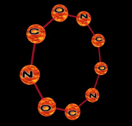 Molecular Bonding Language Ring-013