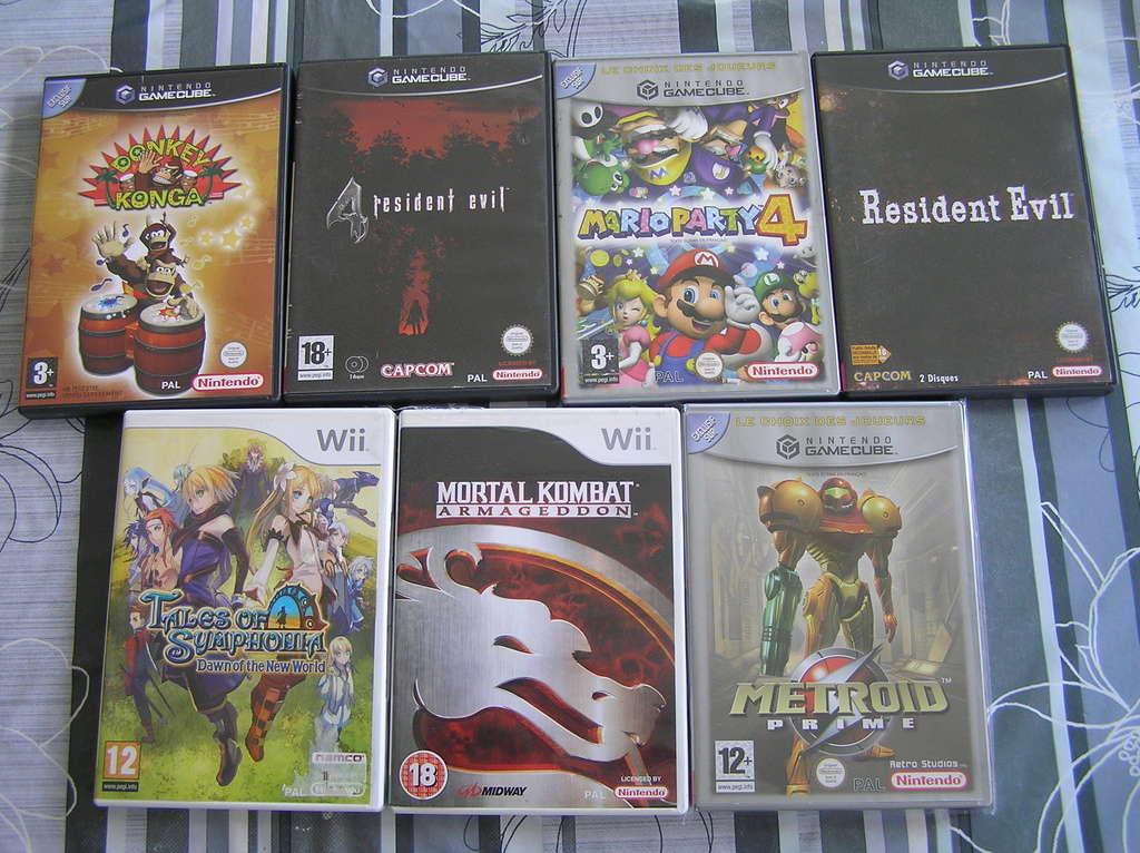 [ECHANGES/VENTES] Du NINTENDO du PS du Micro$oft du G&W des collectors Wii U P1010824