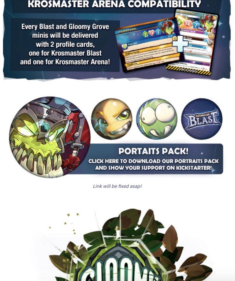 Krosmaster blast, la campagne - Page 7 Captur10