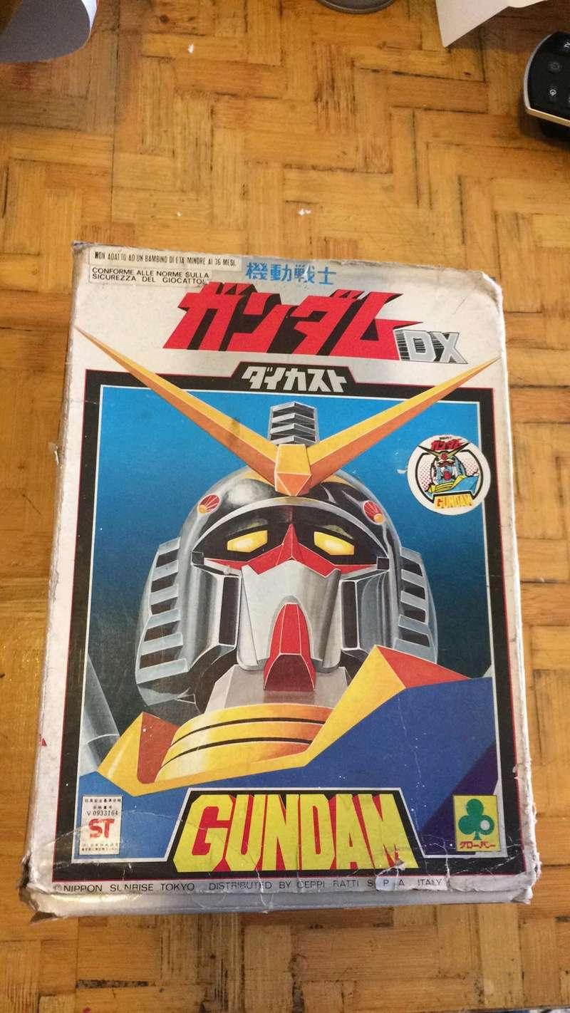 Gundam Dx dischi dal petto 214