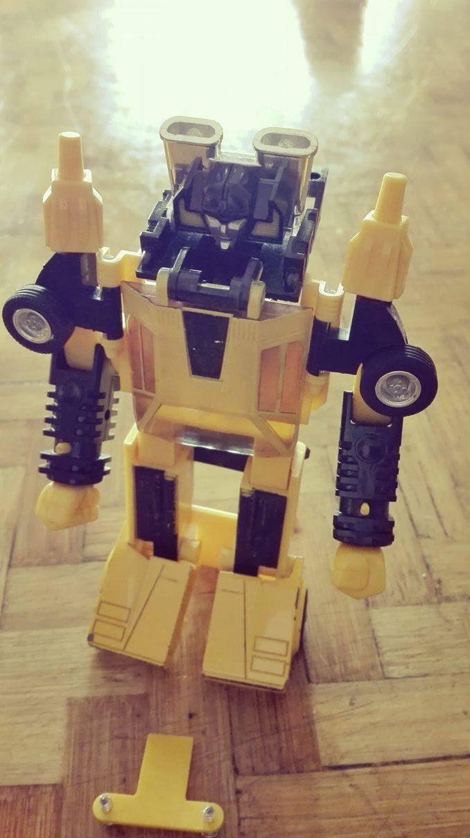 transformers - Transformers Transformer Diaclone G1 Gig 22375210