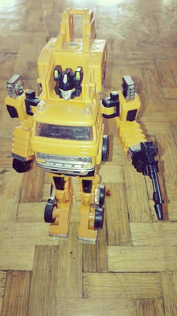 transformers - Transformers Transformer Diaclone G1 Gig 22375311