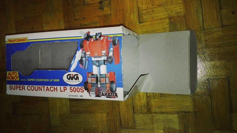 transformers - Transformers Transformer Diaclone G1 Gig 22375510