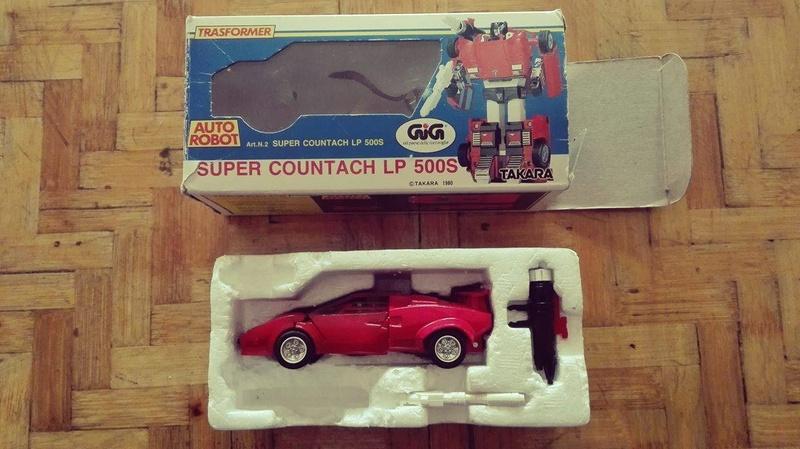 transformers - Transformers Transformer Diaclone G1 Gig 22375610