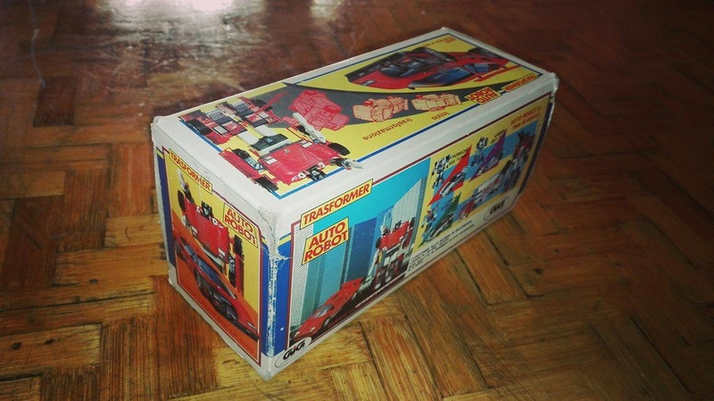 transformers - Transformers Transformer Diaclone G1 Gig 22396410