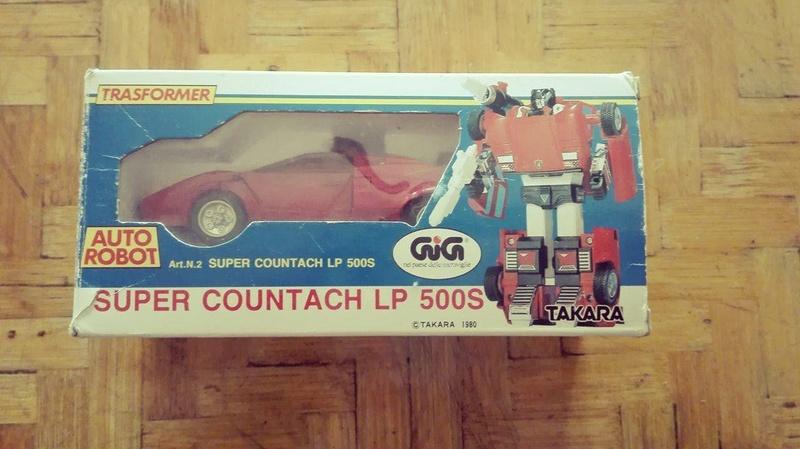 transformers - Transformers Transformer Diaclone G1 Gig 22396710