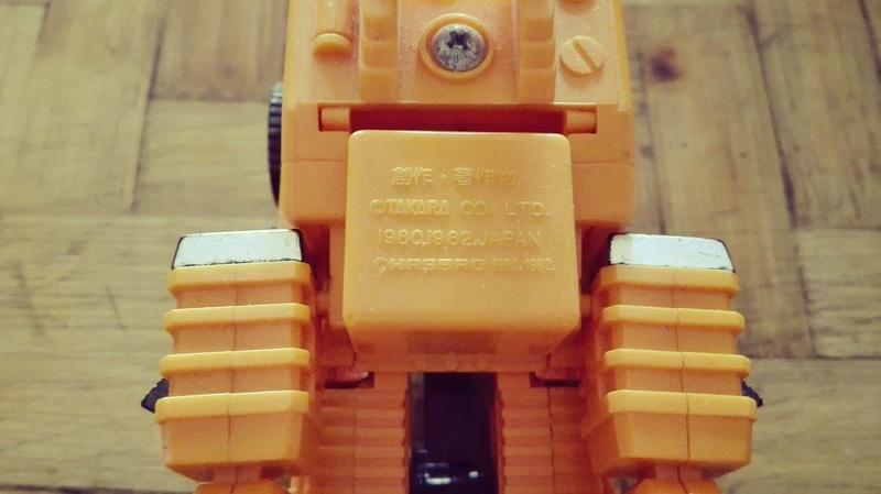 transformers - Transformers Transformer Diaclone G1 Gig 22425910