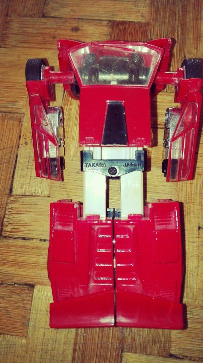 transformers - Transformers Transformer Diaclone G1 Gig 22429010