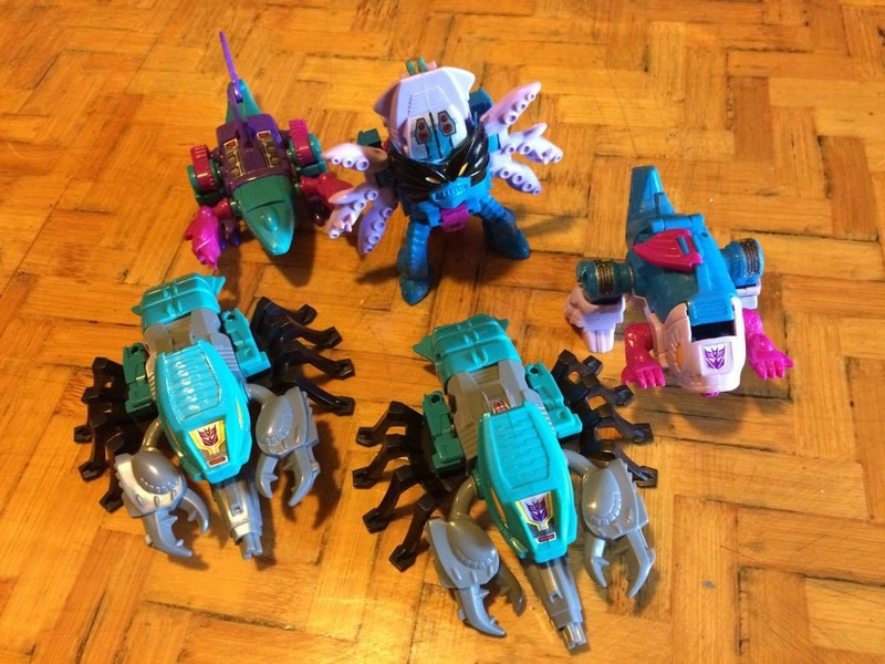transformers - Transformers Seacons \ Piracons G1 22812610
