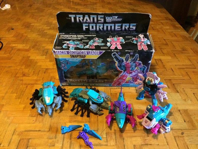 transformers - Transformers Seacons \ Piracons G1 22812711