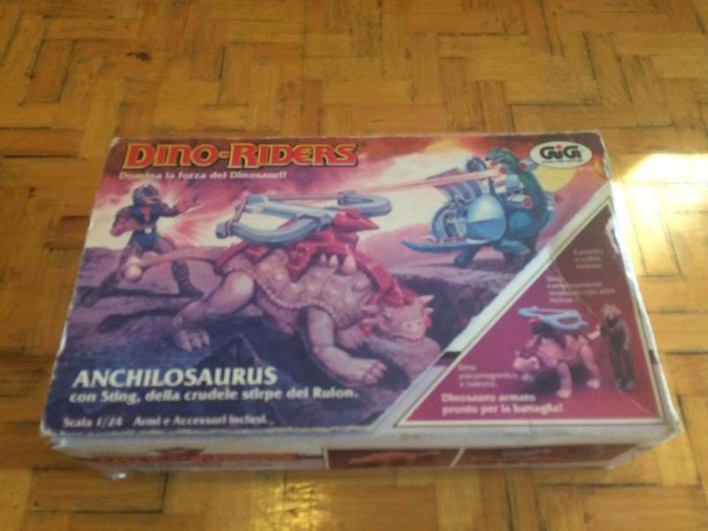 Collezione Dino Riders 24650910