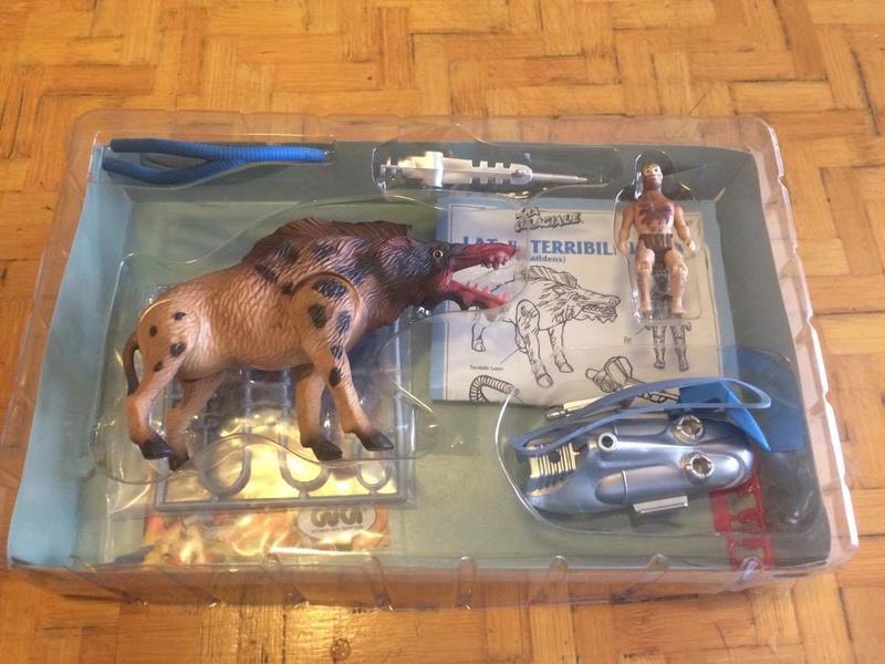 Collezione Dino Riders 24650911