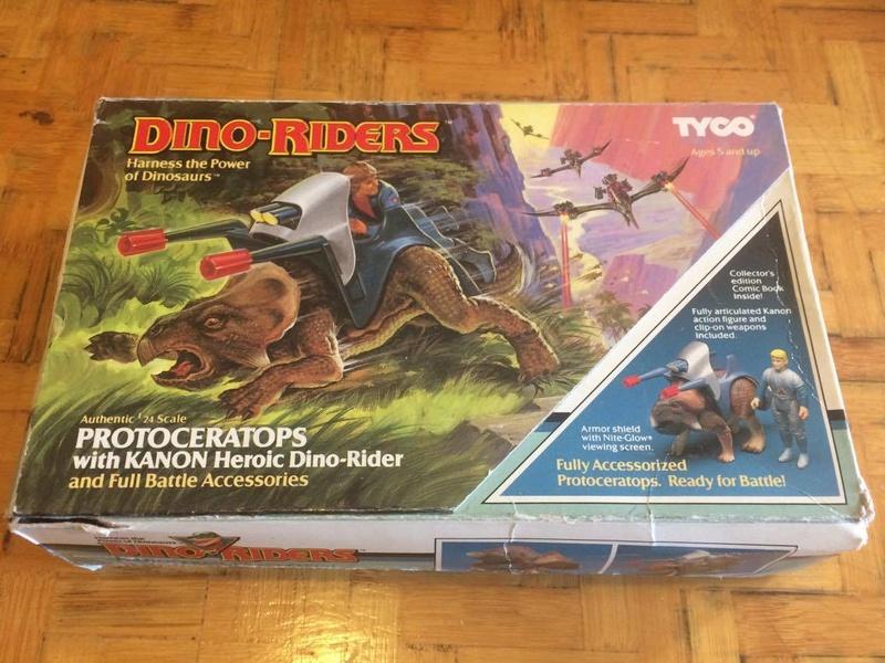 Collezione Dino Riders 24651011