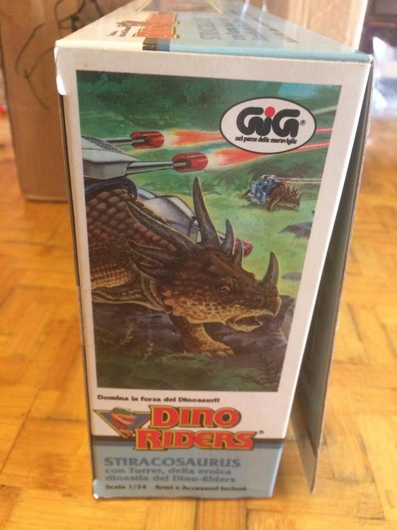 Collezione Dino Riders 24725911