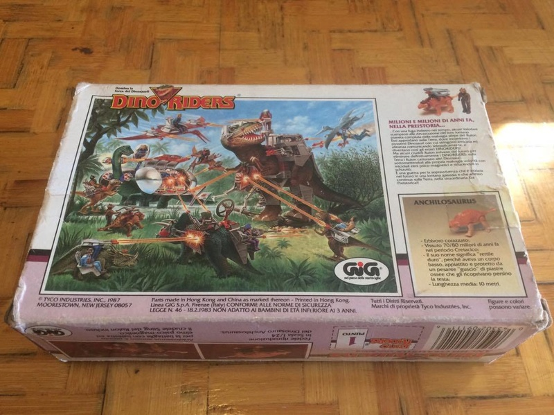 Collezione Dino Riders 24726110